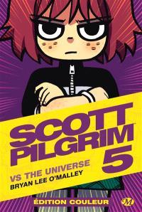Scott Pilgrim. Volume 5, Scott Pilgrim vs the universe