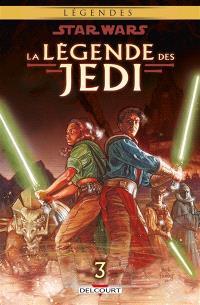 Star Wars : la légende des Jedi. Volume 3, Le sacre de Freedon Nadd