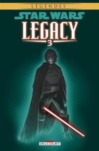 Star Wars : legacy. Volume 3, Les griffes du dragon