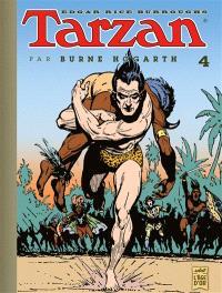 Tarzan. Volume 4