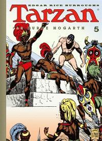 Tarzan. Volume 5