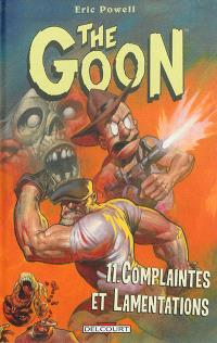The Goon. Volume 11, Complaintes et lamentations
