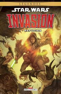 Star Wars : invasion. Volume 1, Réfugiés