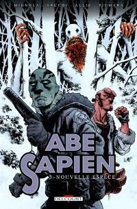 Abe Sapien. Volume 3, Nouvelle espèce