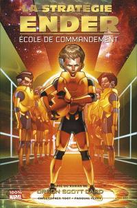 La stratégie Ender, Ecole de commandement