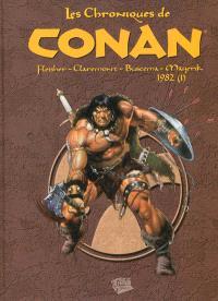 Les chroniques de Conan, 1982. Volume 1