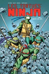 Les tortues ninja. Volume 2, Ennemis un jour...