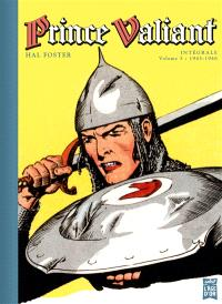 Prince Valiant : intégrale. Volume 5, 1945-1946