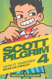 Scott Pilgrim. Volume 4, Scott Pilgrim gets it together