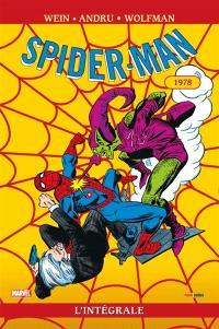 Spider-Man : l'intégrale. Volume 17, 1978
