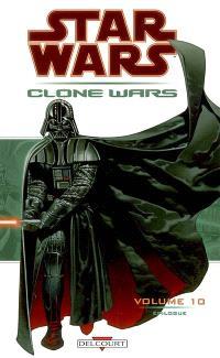 Star Wars : Clone Wars. Volume 10, Epilogue