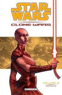 Star Wars : Clone Wars. Volume 8, Obsession
