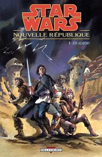 Star Wars : Nouvelle République. Volume 1, Jedi academy