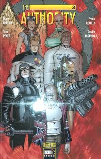 The Authority. Volume 3