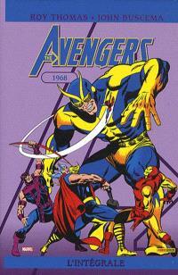 The Avengers : l'intégrale. Volume 5, 1968