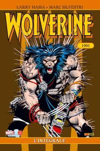 Wolverine : l'intégrale. Volume 4, 1991