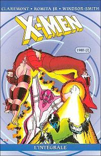 X-Men : l'intégrale. Volume 9, 1985 (I)