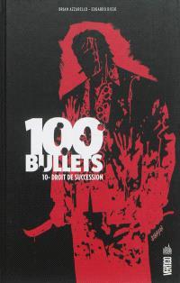 100 bullets. Volume 10, Droit de succession