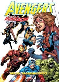 Avengers : earth's mightiest heroes = Avengers : les plus grands héros de la Terre
