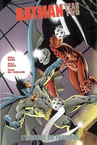 Batman, year two : l'héritage du faucheur