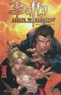 Buffy contre les vampires : saison 3 : l'intégrale BD. Volume 8, Mauvais sang