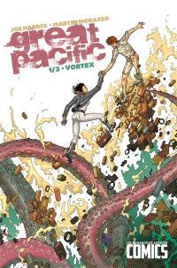 Great Pacific. Volume 1, Vortex