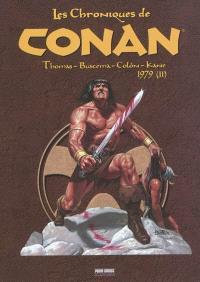 Les chroniques de Conan, 1979. Volume 2