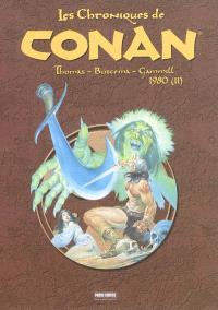 Les chroniques de Conan, 1980. Volume 2