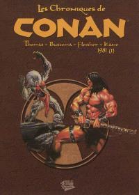 Les chroniques de Conan, 1981. Volume 1