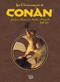 Les chroniques de Conan, 1982. Volume 2