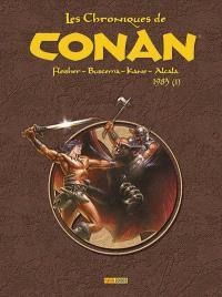 Les chroniques de Conan, 1983. Volume 1