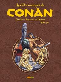 Les chroniques de Conan, 1984. Volume 1