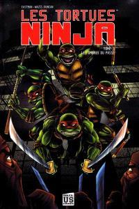 Les tortues ninja. Volume 3, Les ombres du passé