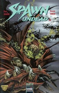 Spawn undead. Volume 1