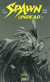 Spawn undead. Volume 2