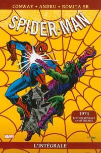 Spider-Man : l'intégrale, 1974
