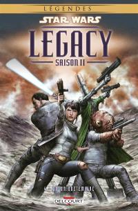Star Wars : legacy : saison II. Volume 4, Un unique empire