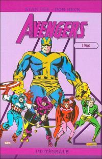 The Avengers : l'intégrale. Volume 3, 1966