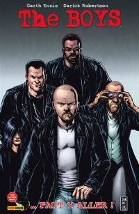 The boys. Volume 7, Faut y aller !