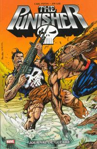The Punisher : journal de guerre