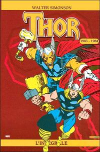 Thor : l'intégrale. Volume 1, 1983-1984