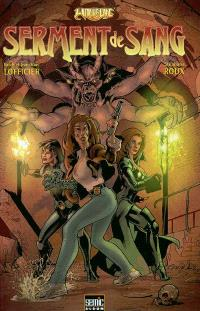 Witchblade : serment de sang