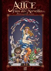 Alice au pays des merveilles. Volume 2