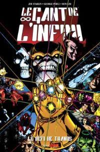 Infinity Gauntlet. Volume 1