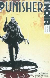 Punisher : noir, La guerre pour patrie