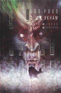 Batman : les fous d'Arkham