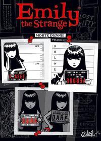 Emily the Strange. Volume 1, Morte d'ennui