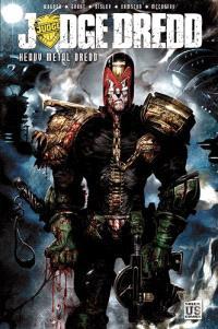 Judge Dredd, Heavy metal Dredd