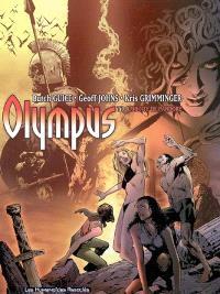 Olympus. Volume 1, La boîte de Pandore