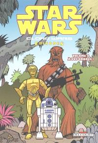 Star Wars : clone wars episodes. Volume 4, A vos ordres !